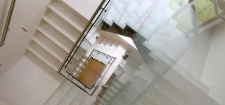 Architectural Glass Staircase London